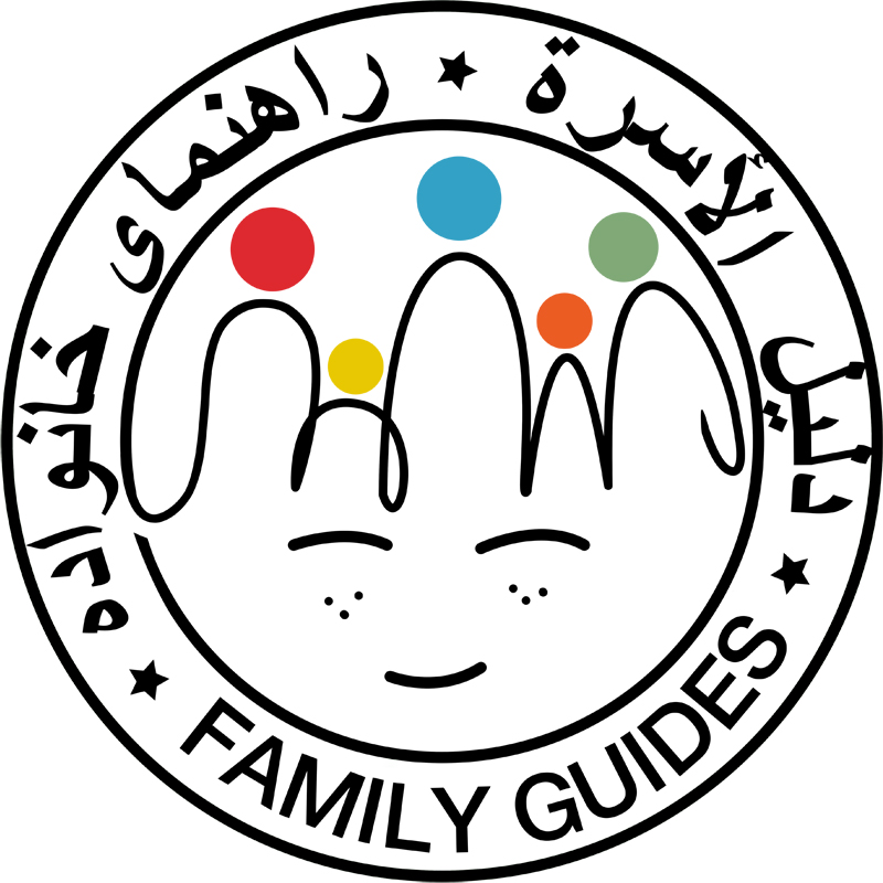 Family Guides Logo black